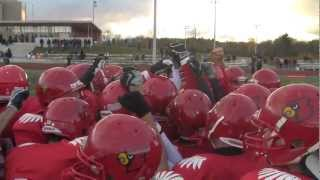 12 Men, 1 Heartbeat, A Short Football Documentary on the St.Brother Andre Cardinals