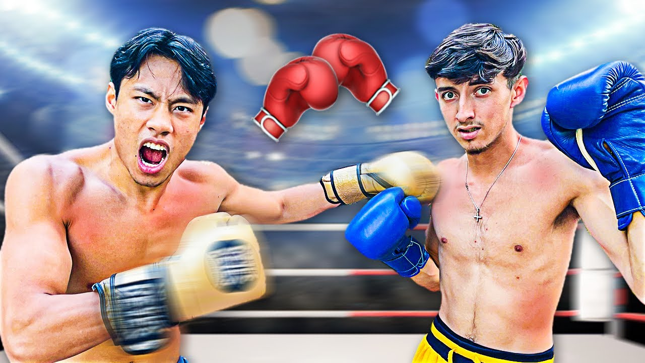 I Trained Like A Professional Boxer For 24 Hours... **intense**