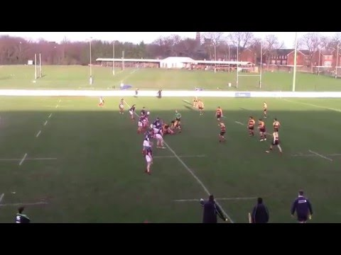 London Scottish Academy U21 VS Richmond U21