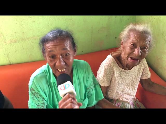 IDOSA DE 90 ANOS PASSANDO FOME EM ITAMBÉ