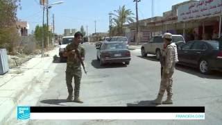 فيديو..بدء عودة أهالي الفلوجة لمدينتهم