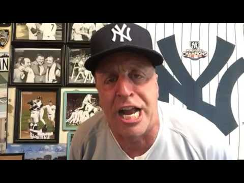 Yankees Locker Room: Boston Strong | Baseball | NY Yankees | Vic Dibitetto