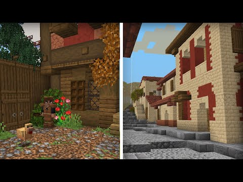 The Resource Pack Is Released! | Minecraft 1.14 Vanilla Survival