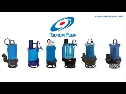 Tsurumi Agitator Pumps
