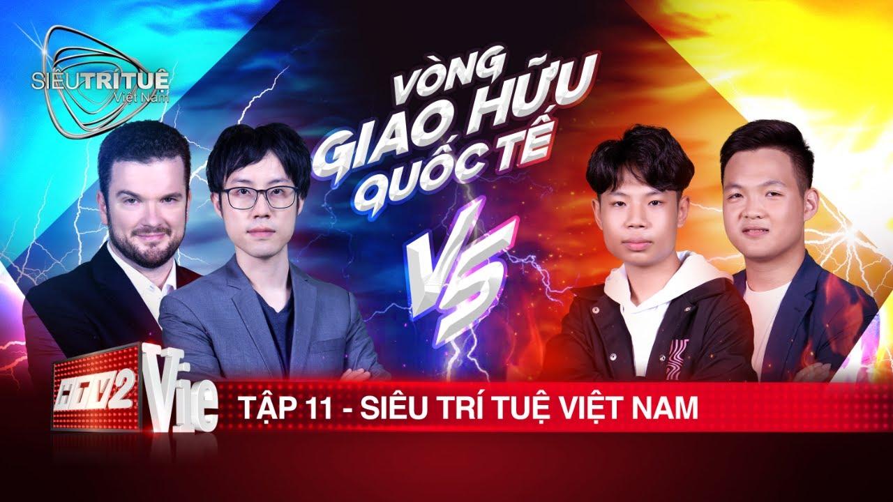 image #11 Trấn Thành, Vương Phong choáng ngợp trước cột mốc rạng danh trí tuệ Việt | SIÊU TRÍ TUỆ VIỆT NAM
