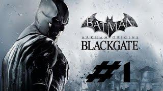 Batman Arkham Origins Blackgate (Deluxe Edition) | Let