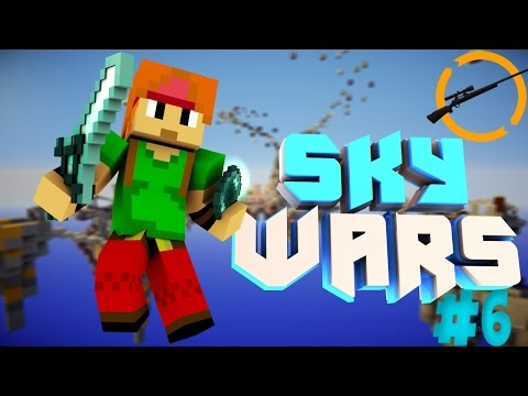The Snipes are real | Minecraft Sky Wars #6