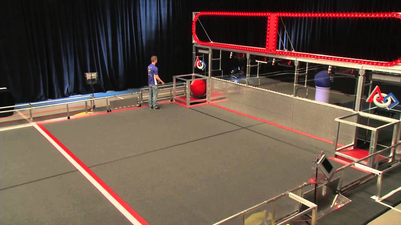 2014 First Robotics Competition Field Tour Assist Analysis 9