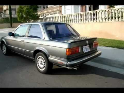 1987 BMW 325is E30, 2 Door Coupe, w/ Automatic Transmission - Walk ...