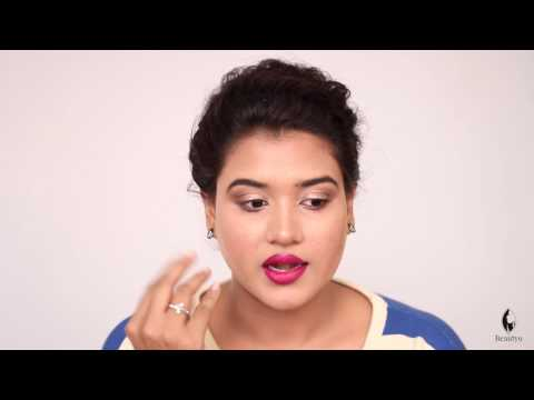 How to Apply Lip Liner (Hindi) | Lip Liner for Beginners