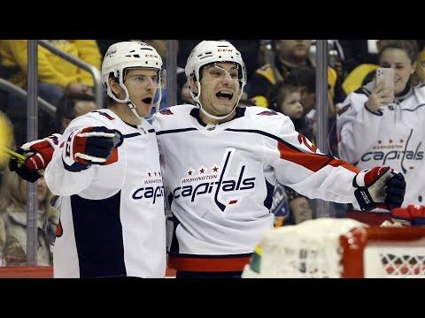 Washington Capitals All Goals 2019-2020 NHL Season Part 1