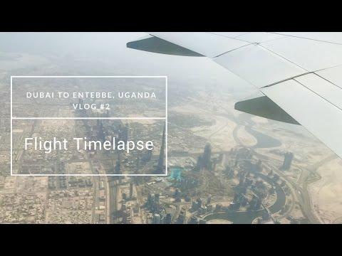Vlog #2 - Dubai to Kampala, Uganda