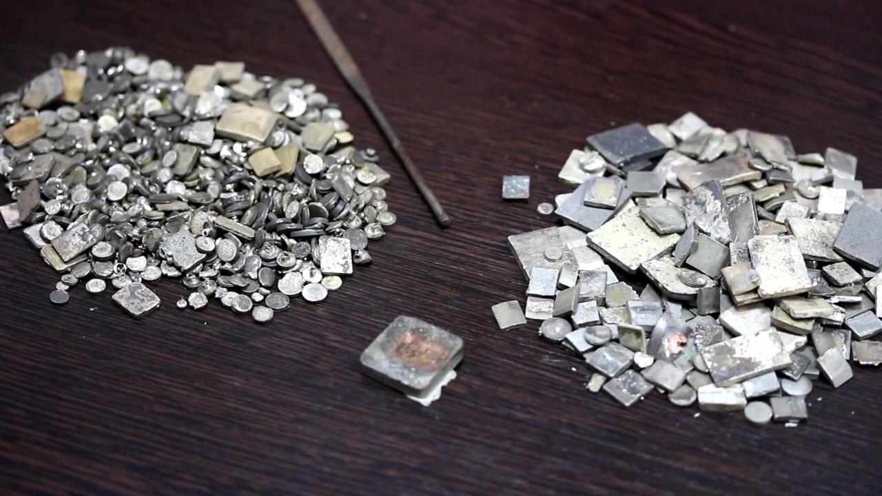 картофелю, техническое серебро в картинках учат