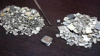 видео скупка лома серебра