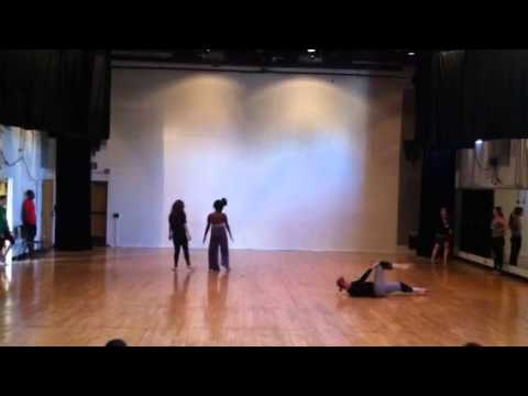 SDSU choreo 3 piece by Anthony Patrick