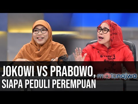 Jokowi Vs Prabowo, Siapa Peduli Perempuan (Part 1) | Mata Najwa