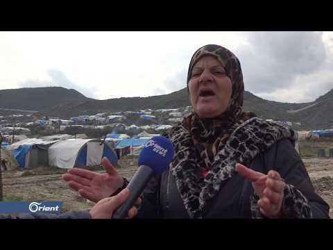 مسلسل تردي أوضاع النازحين في المخيمات مستمر - سوريا  - نشر قبل 8 ساعة