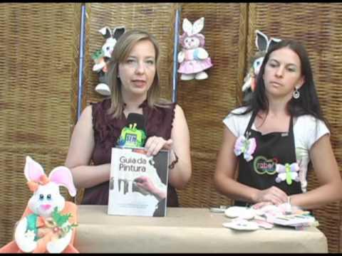 Como fazer Lembrancinhas de Pascoa em EVA