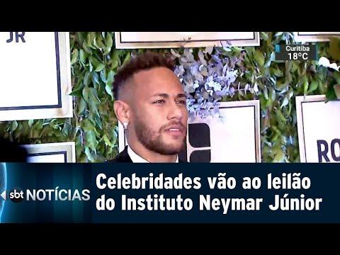 Neymar fala pela primeira vez após eliminação no Mundial e rebate críticas | SBT Notícias (20/07/18)