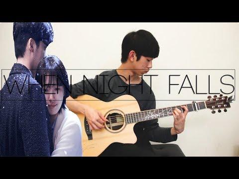 (Eddy Kim) When Night Falls (While you were sleeping OST) - Desmondaz