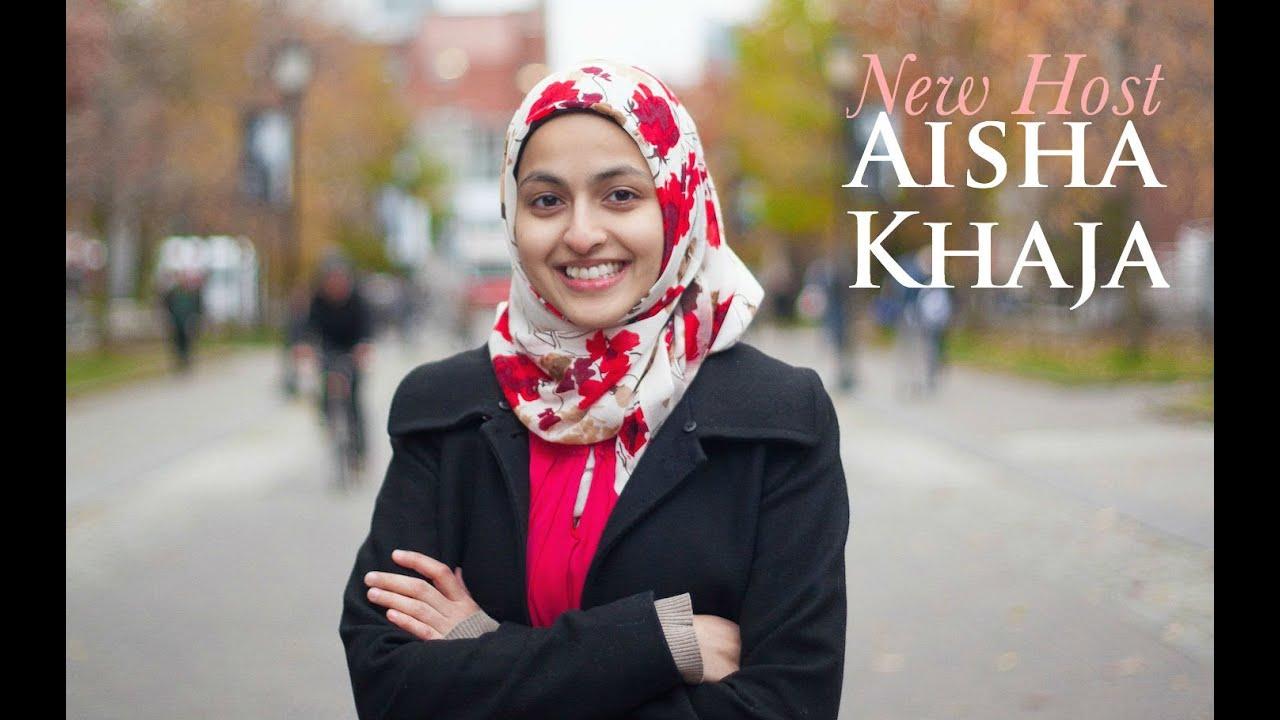 Download Introducing NEW HOST: Aisha Khaja!