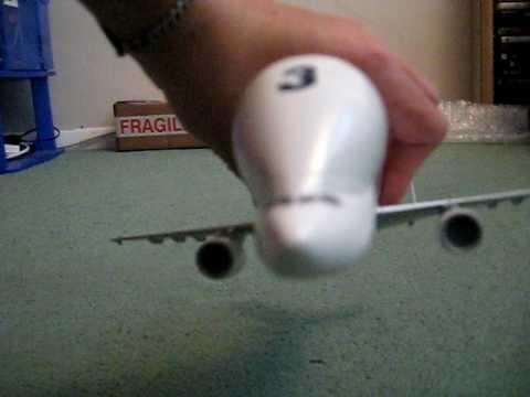 Skymarks Airbus A300 Beluga (unboxing)
