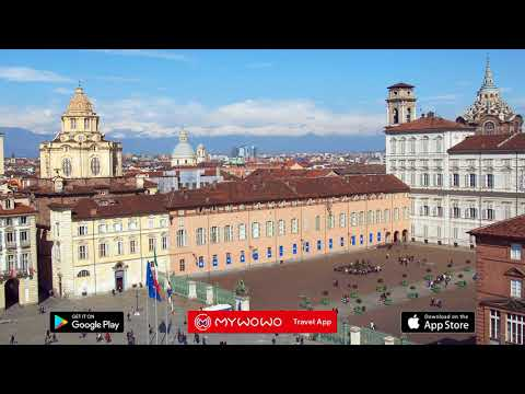 Piazza Castello – Tour – Turin – Audio Guide – MyWoWo Travel App