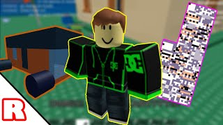 Roblox Bloopers #1