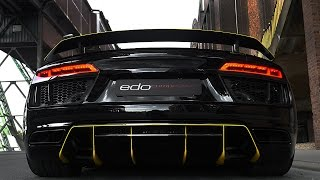 Audi R8 V10 Plus by Edo Competition #SPEEDGENERATION