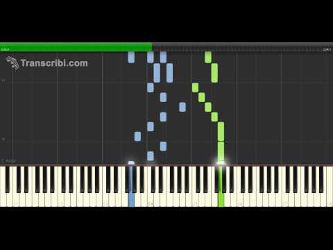 Lavender's Blue (Dilly Dilly) (Cinderella 2015 Soundtrack) (How To Play On Piano Tutorial)