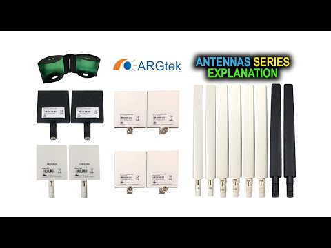 ARGtek Antennas Explanation