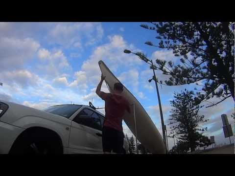 How to load a kayak on a car by yourself