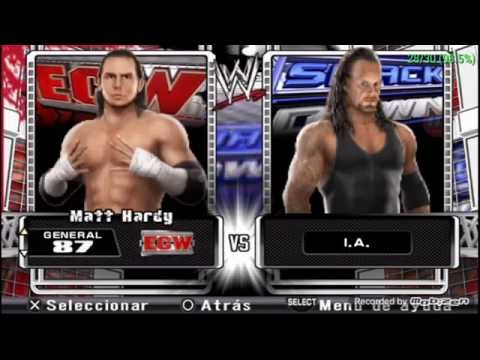download wwe smackdown vs raw 2009 ppsspp