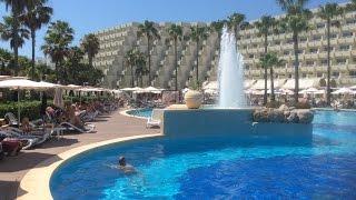 Hotel Mediterraneo and the island of Majorca HD