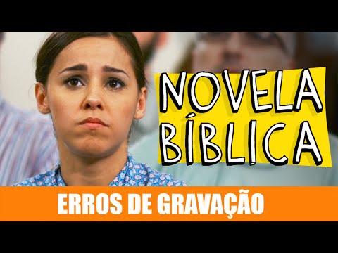Erros de Gravação – Novela Bíblica