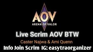AOV BTW Scrim Faxard-BTW VS BTWInd
