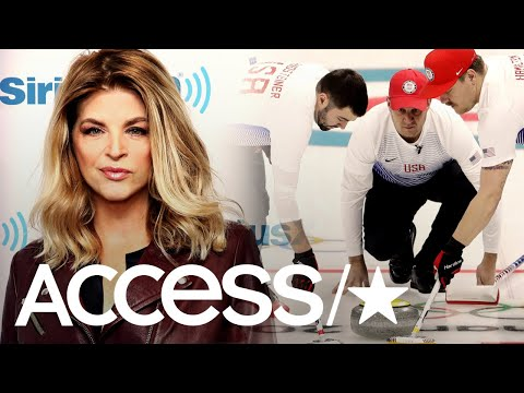 Kirstie Alley Sparks Twitter Feud With U.S. Olympic Curling Team | Access