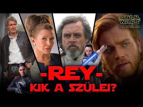 Kik Rey szülei? Az Utolsó Jedik | Star Wars Akadémia