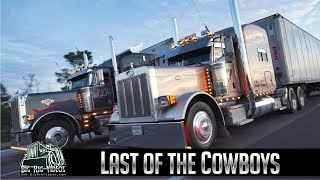 Last of the Cowboys - Tony Justice