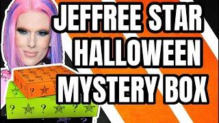 JEFFREE STAR HALLOWEEN MYSTERY BOX