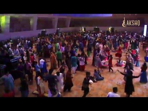 Siddhesh Jadhav and Reepul shah Navratri Performance 2015/The Beaterrz/Lakshq Music