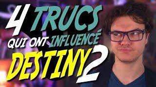 CHRIS : 4 Trucs Qui Ont Influencé Destiny 2