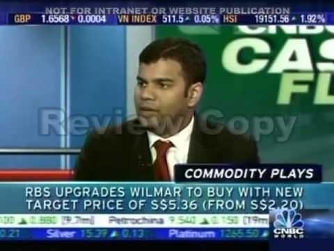 nirgunan tiruchelvam cnbcap 11 jun 09 RBS Buy on Wilmar review