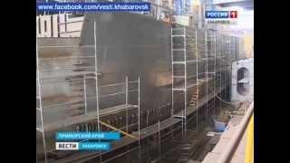 """Вести-Хабаровск. Прогулка по """"Звезде"""""""