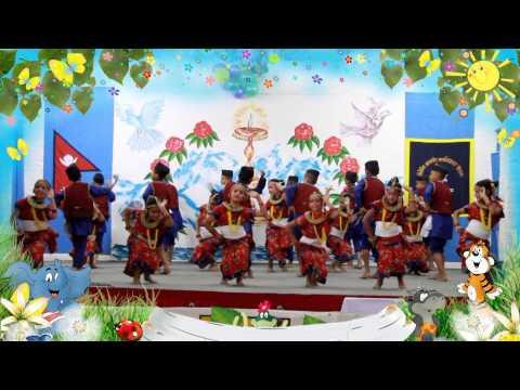 Hami Padchau . . . Nepali Balgeet | Popular Nepali Rhyme for Children