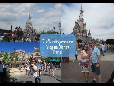 TV Everywhere: Vlog na Disneyland Paris