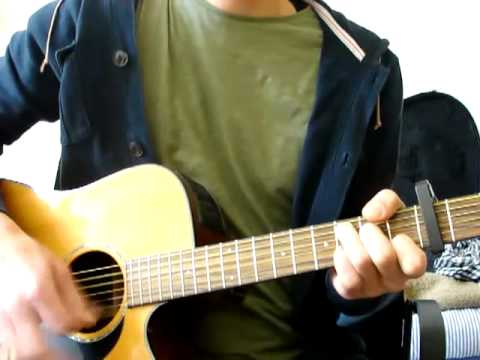 [Learnig Lesson] #1 My Heroine (Acoustic) original performed by: Silverstein