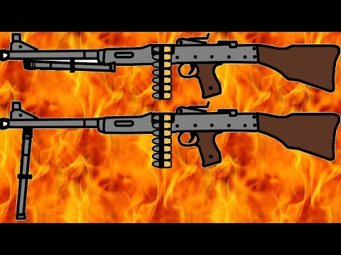 new weapons cod wwii