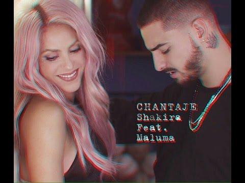 Shakira - Chantaje (Official Instrumental) Ft. Maluma