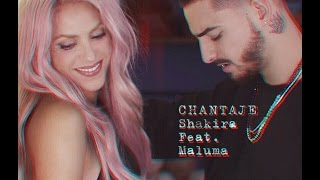 Shakira - Chantaje ( Instrumental) ft. Maluma